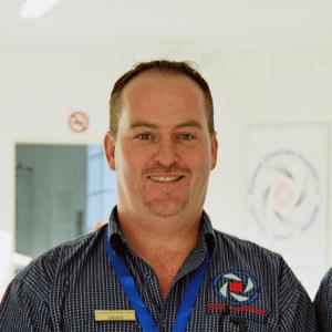James Bristow – Director of Training & Development