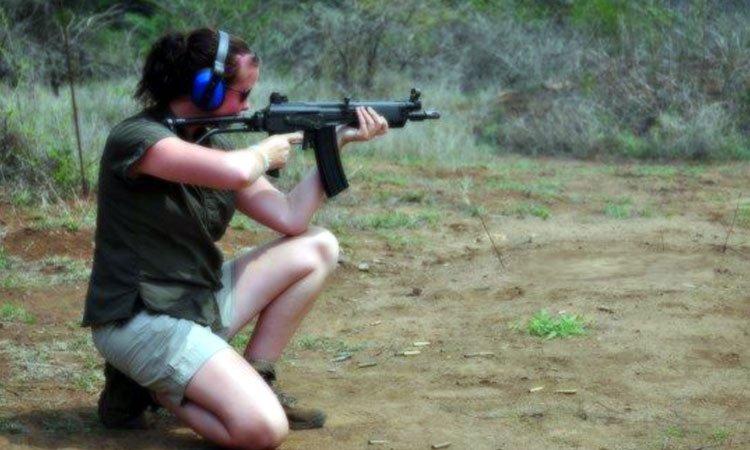bush firearm training