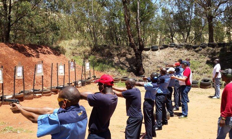 range officer training